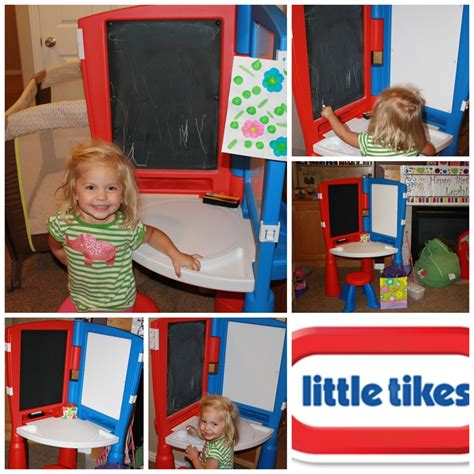 Tikes Desk Easel by Tikes 2 In 1 Desk Easel Review