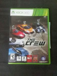 The Crew Xbox 360 : replacement case no game the crew xbox 360 ebay ~ Medecine-chirurgie-esthetiques.com Avis de Voitures