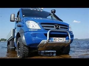 Sprinter 4x4 Gebraucht : mercedes benz sprinter 6x6 allrad youtube ~ Jslefanu.com Haus und Dekorationen
