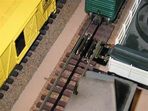 Operating Track For Lionel Milkcar