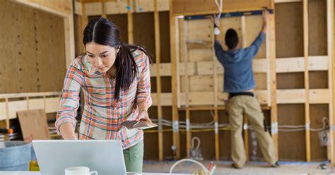 nesting  investing  home improvement spending set