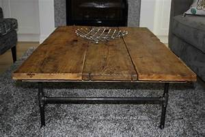 150 year old reclaimed barn board coffee table 31w x 42l for Barn board coffee table