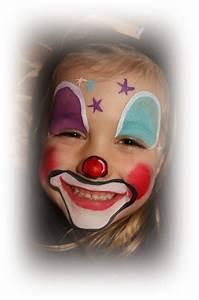 Halloween Schmink Bilder : lustigebilder clown schminken anleitung bilder ~ Frokenaadalensverden.com Haus und Dekorationen