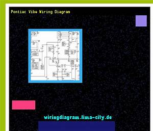 Pontiac Vibe Wiring Diagram  Wiring Diagram 174532