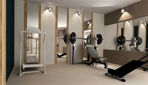 simplecleanminimalist home gym home gym design ideas  tips  examples home