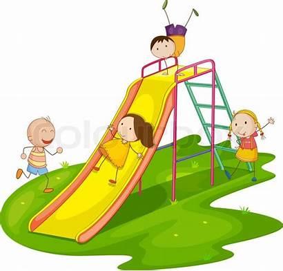 Playing Slide Illustration Vector Shutterstock