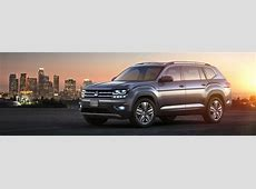 Is the 2018 Volkswagen Atlas the Best SUV with Three Rows?