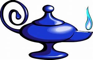 Aladdin Genie Lamp Clipart (19+)