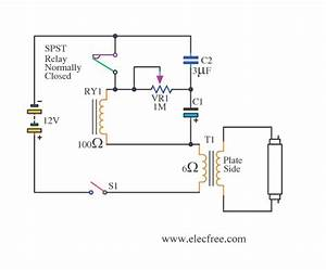 12 Fluorescent Light Wiring Diagram