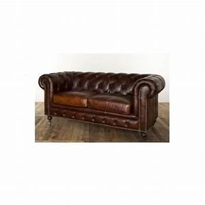 louer canape chesterfield en cuir marron vieilli With tapis champ de fleurs avec canapé en cuir vieilli