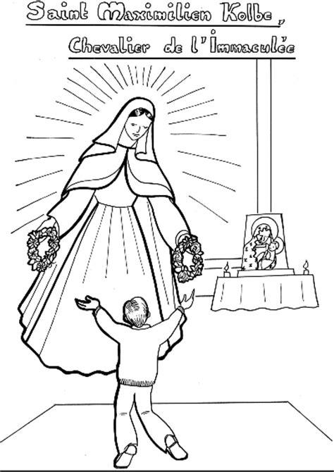 le fou de notre dame le pere kolbe martyr de la charite