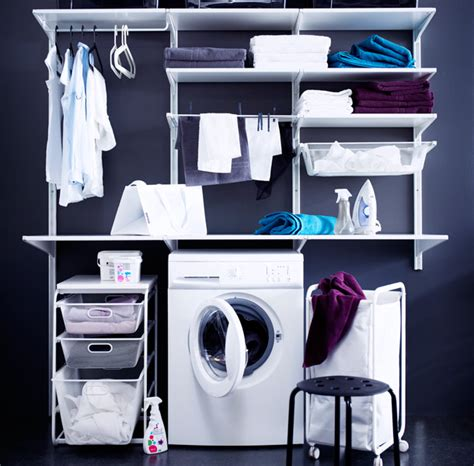 loads of laundry functionality