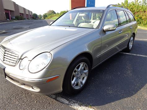 Request a dealer quote or view used cars at msn autos. 2004 Mercedes-Benz E-Class - Trim Information - CarGurus
