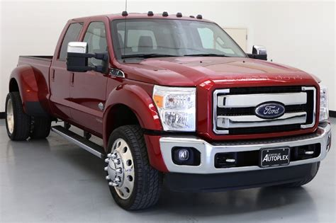 Ford F550 King Ranch by 2015 Ford F 450 King Ranch Ebay