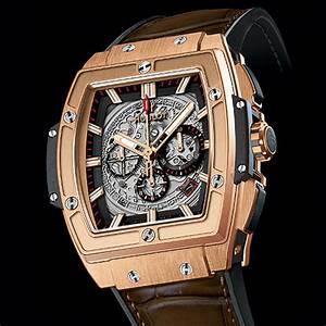 Montre Hublot Geneve : d couvrez la montre spirit of big bang de hublot ~ Nature-et-papiers.com Idées de Décoration