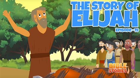 bible stories for the story of elijah episode 19 244 | maxresdefault