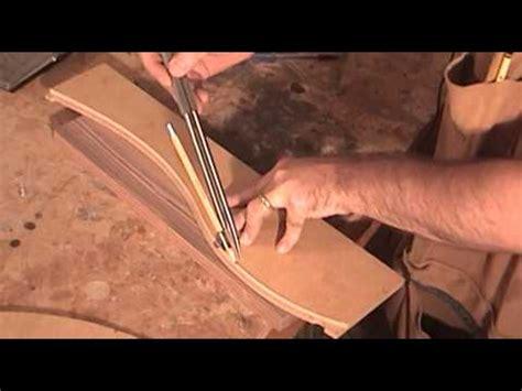 curved cutting board youtube