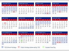Printable Calendar 2019 with QLD Queensland Holidays