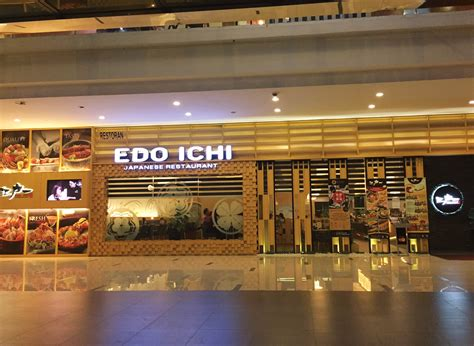 Edo Ichi Japanese Restaurant (bangsar South Nexus