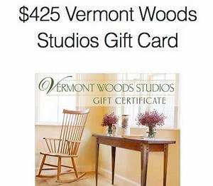 Vermont Wood Studios The Vermont Wood Studios Giveaway