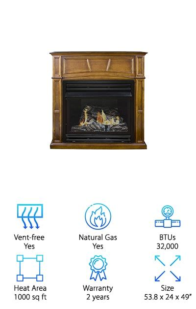10 best gas fireplaces 2019 buying guide geekwrapped