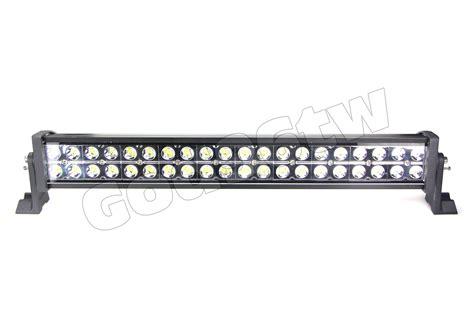 led light bar ebay barra led 60cm 120w fuoristrada jeep cer suv