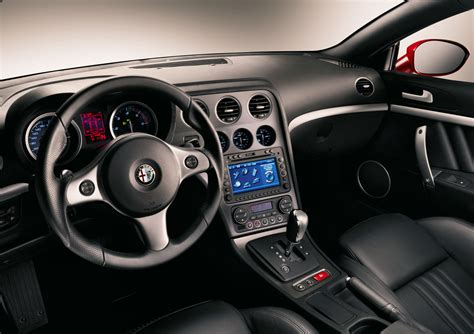 Alfa Romeo Interior by 2010 Alfa Romeo Brera Review Prices Specs