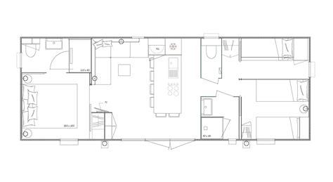 modele de cuisine avec ilot achat vente mobil home key 3 chambres 2 salles d 39 eau ohara