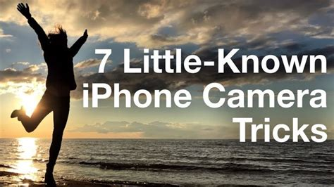 7 Little-Known Tricks For Incredible iPhone Photography ...