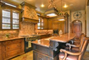 tuscan style kitchen canisters tuscan interior design ideas