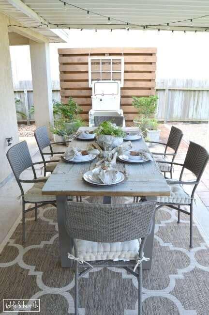 diy farmhouse dining table  reclaimed wood table  hearth