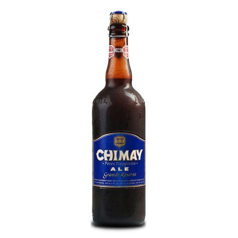 Chimay Blue Label Trappist Grande Reserve 750ml beer