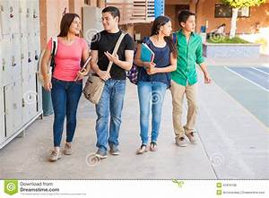 Walking Down The Hallway Stock Photo - Image: 41816108