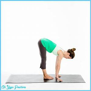 Three Parts Forward Bend Pose Yoga - All Yoga Positions ...