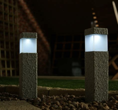 solar powered garden wall lights solutions one