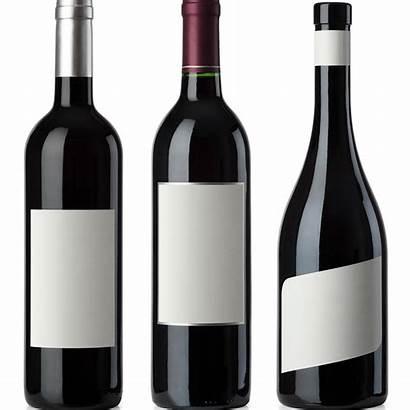 Bottle Wine Clipart Bottles Empty Clip Labels