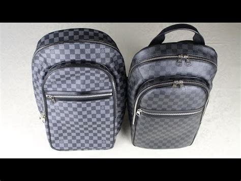 spot  fake louis vuitton backpack real  fake replica products