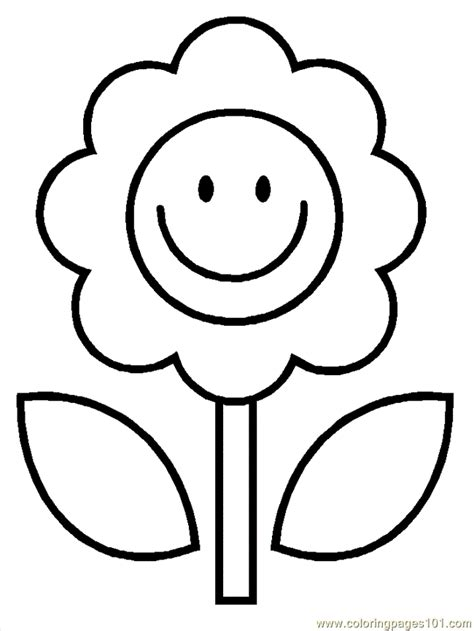 flower coloring pages  coloring page  flowers