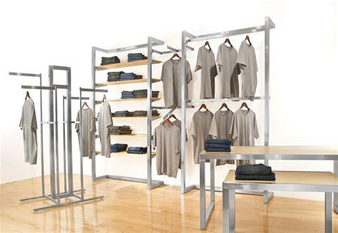 Alta Clothing Display Racks, Clothes Table Displays