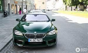 Individual BMW M6 Gran Coupe Stuns with Its British Racing
