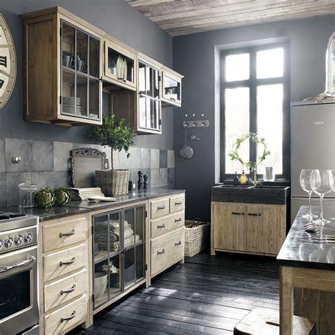 maison et cuisine la cuisine de cagne contemporaine ou comment allier