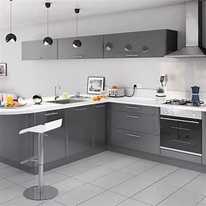 Cuisine Prix Discount : cuisine cooke lewis subway gris prix promo castorama 619 ~ Edinachiropracticcenter.com Idées de Décoration