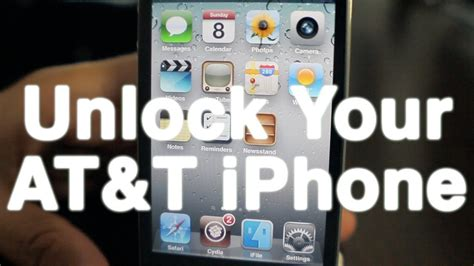 19206 how to unlock an at t iphone how to unlock your at t iphone 19206
