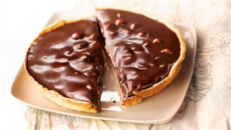 cuisine santé express recette tarte au chocolat fondant
