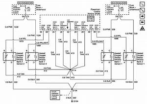 O2 Sensor Wiring Diagram Chevy