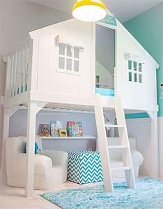 Spielbett Mädchen : kinderbett selber bauen m dchen ~ Pilothousefishingboats.com Haus und Dekorationen