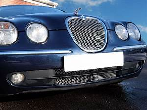 Type De Radiateur : grille inf rieure de radiateur pour jaguar s type de 2004 ~ Carolinahurricanesstore.com Idées de Décoration