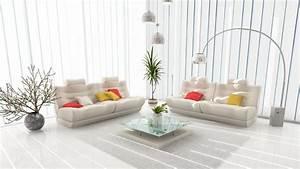 Living Room Interior Design Background - Decobizz com