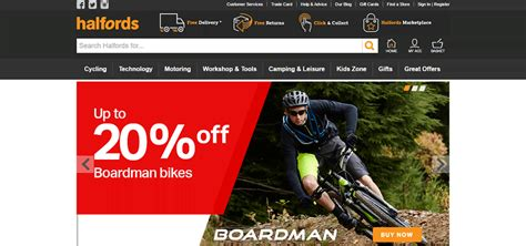 Halfords Cashback And Discount Code Deals
