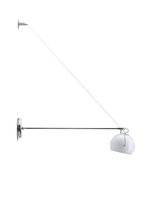 D57 Beluga White wall lamp - Fabbian Illuminazione